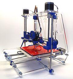 Las Impresoras 3D son el Mañana