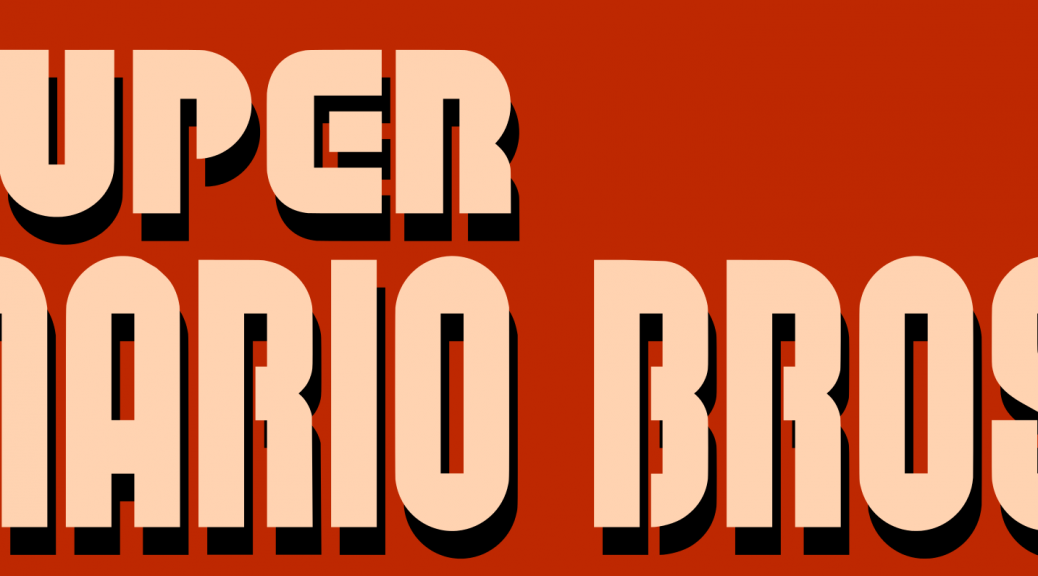 Logo de Mario Bros