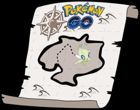 Mapa de Pokemon GO donde se encuentra Celebi